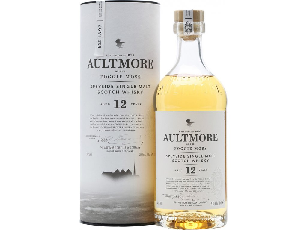 Aultmore 12 Y.O.