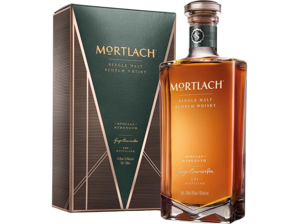 Mortlach Special Strength