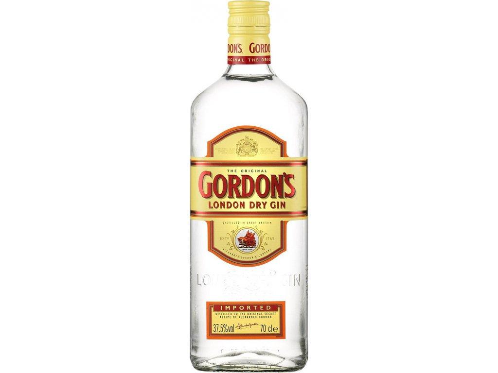Gordon´s London Dry Gin 37,5% 0,7L