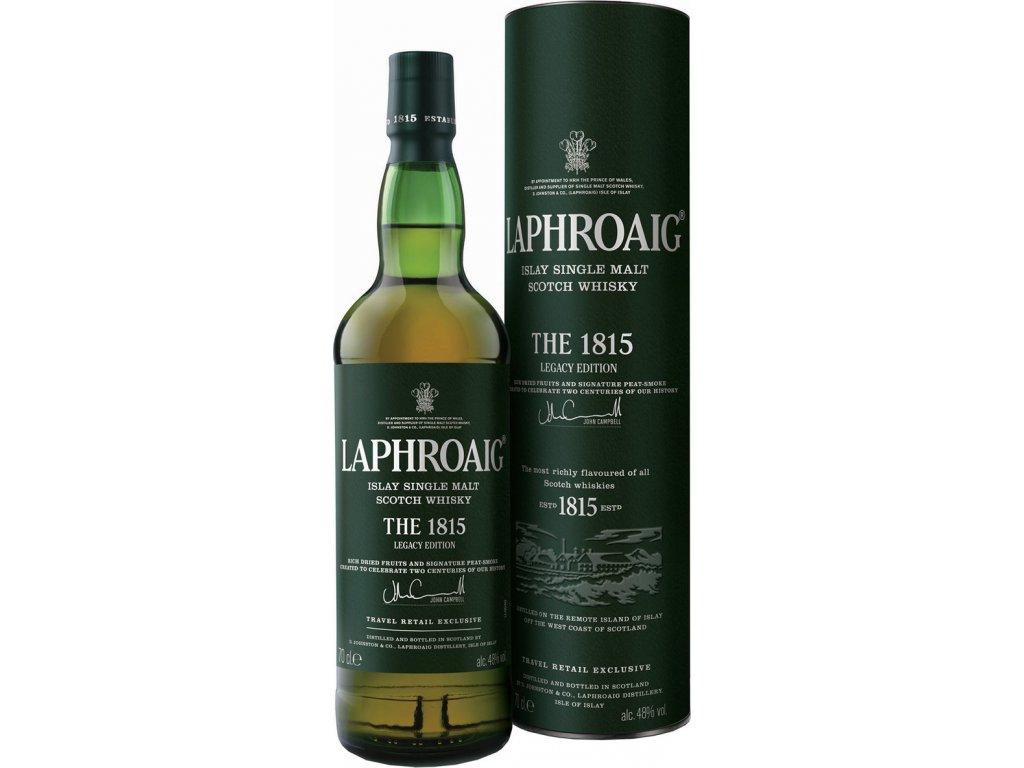 Laphroaig The 1815 Legacy