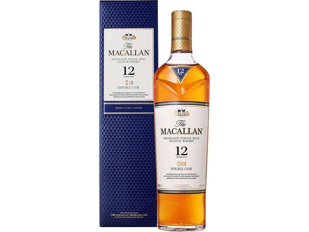 Macallan 12 Y.O. Fine Oak