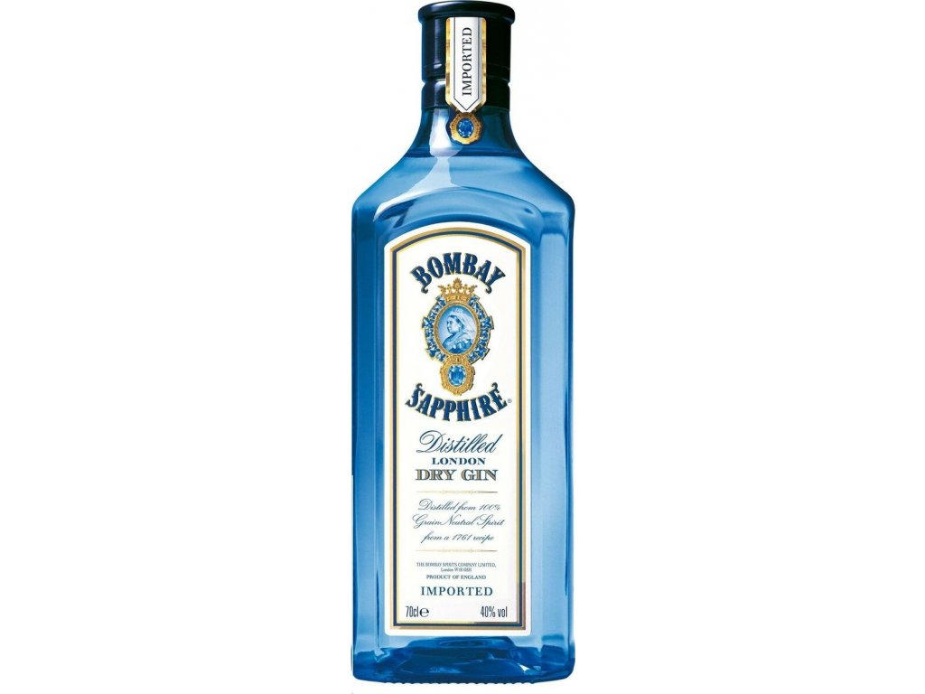 Bombay Sapphire 40% 1,0L