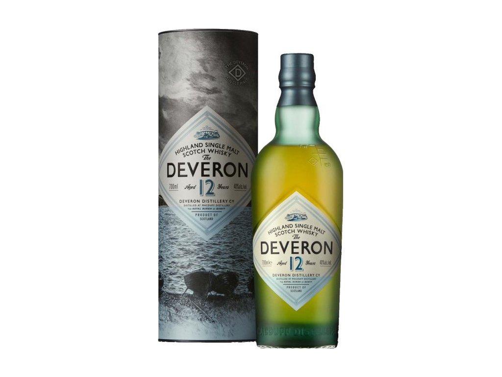 The Deveron 12 Y.O.