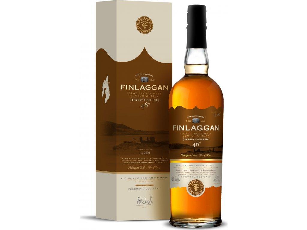 Finlaggan Sherry Finish GB 46% 0,7l