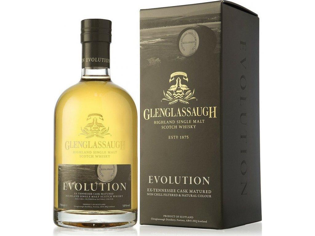 Glenglassaugh Evolution 50% 0,7l