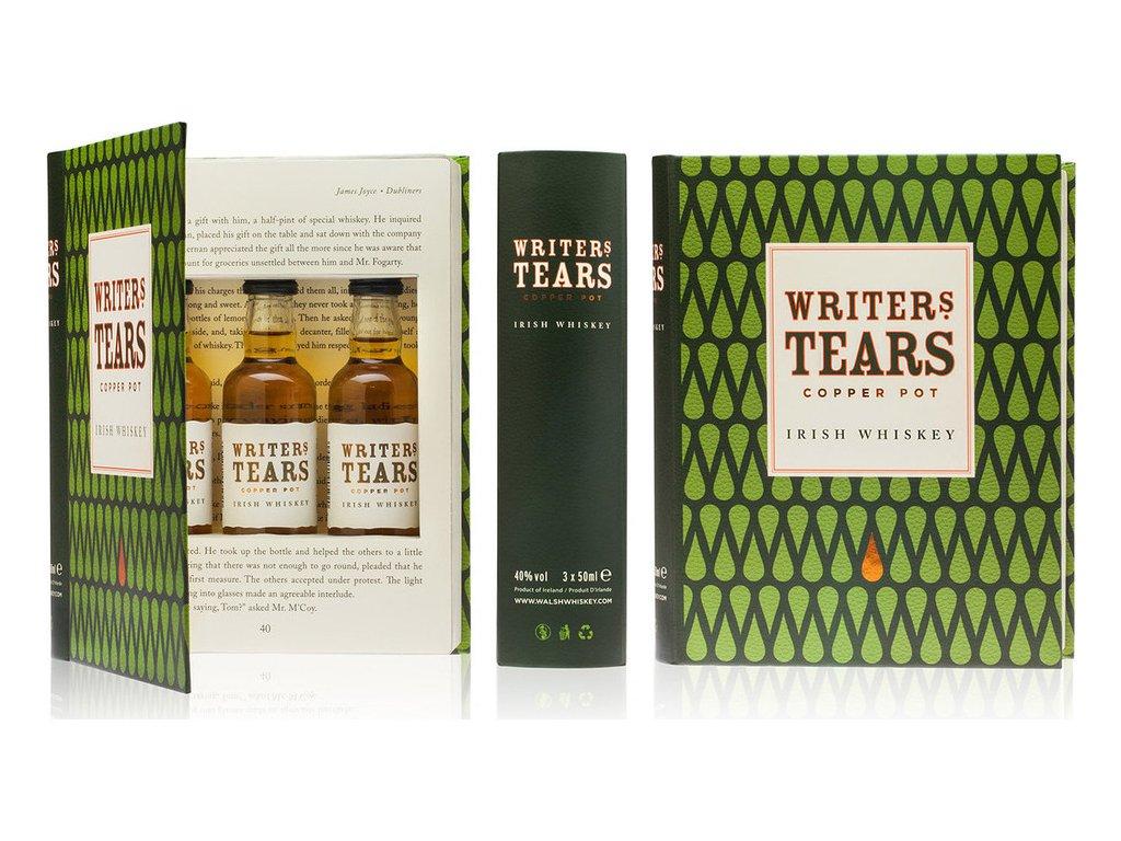 Writers Tears Copper Pot Kniha