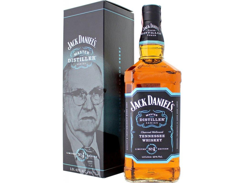 Jack Daniels Master Distiller No.4 43% 1,0L