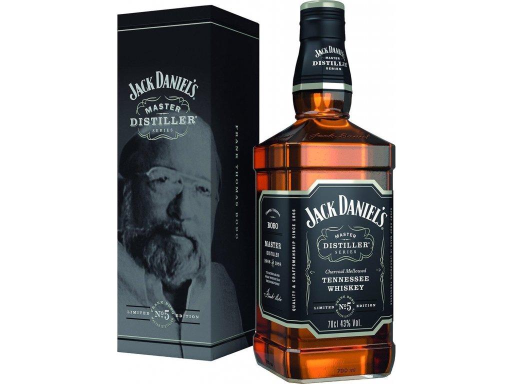 Jack Daniel's Master Distiller No.5