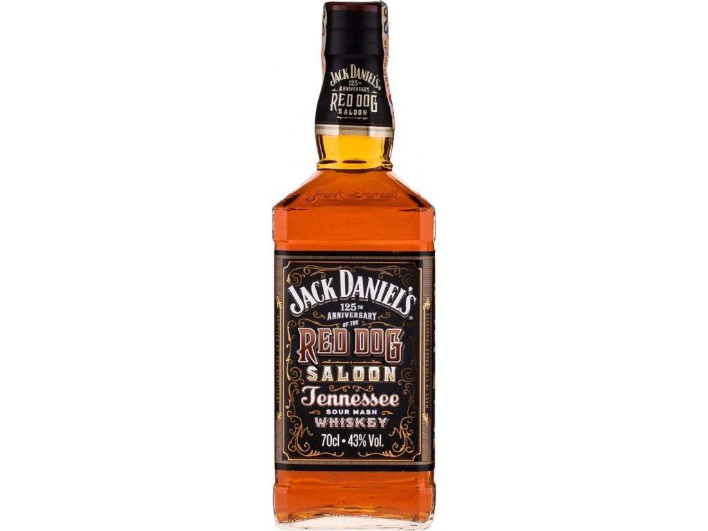 Jack Daniels Red Dog Saloon 43% 0,7L