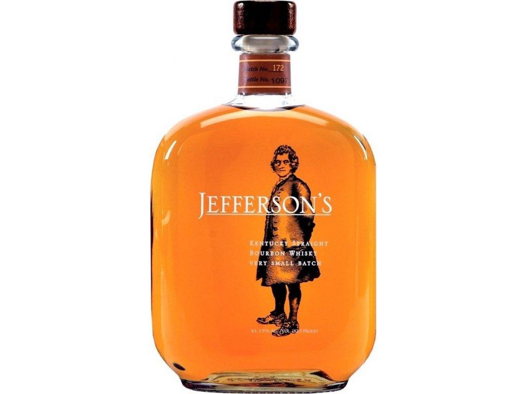 Jefferson's Very Small Batch Straight Bourbon