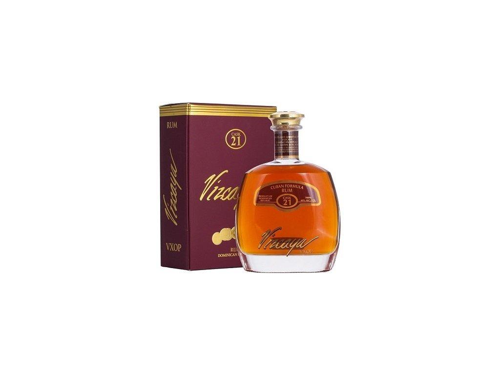 Vizcaya Rum Cask No. 21 VXOP 40%, rum 0,7L