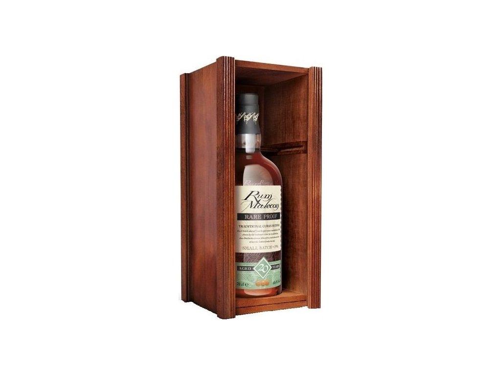 Malecon Rare Proof Small Batch 1996 20 Y.O. 48,4%, rum, darčekové balenie 0,7L