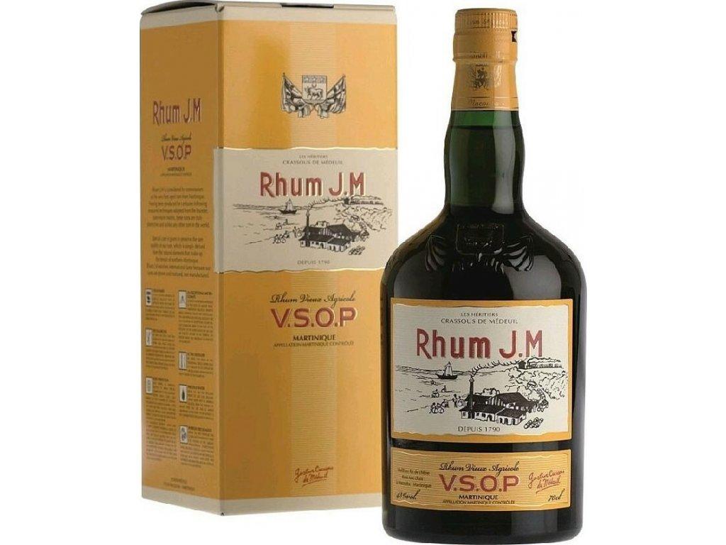Rhum J.M Vieux Agricole VSOP