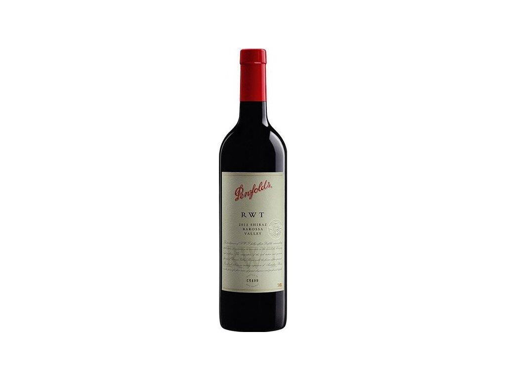 Penfolds RWT Shiraz, Barossa Valley, r2012, víno, červené, suché 0,75L