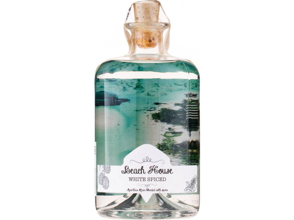 Beach House White Spice Rum Limited Edition