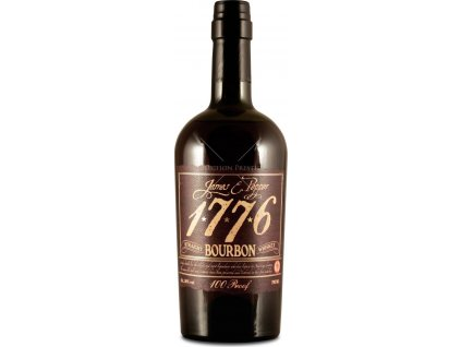 James E. Pepper 1776 Straight Bourbon 46%