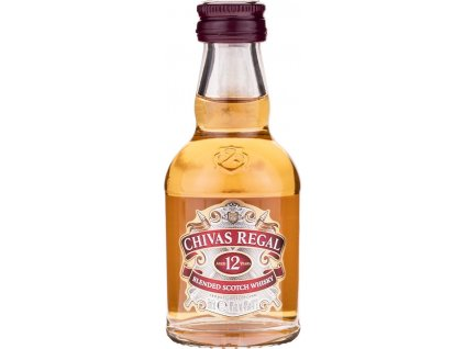 Chivas Regal 12 Y.O. Mini