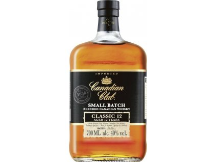 Canadian Club 12 Y.O. 1l