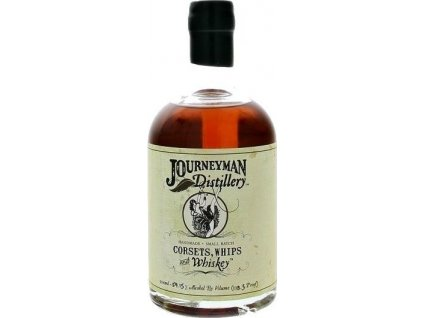 Journeyman Corsets, Whips & Whiskey 59,15%, whisky 0,5L