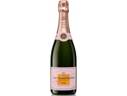 Veuve Clicquot Rose Brut 12,5% 0,75l
