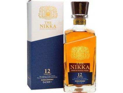 The Nikka 12 Y.O.