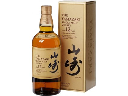 Suntory Yamazaki 12 Y.O.