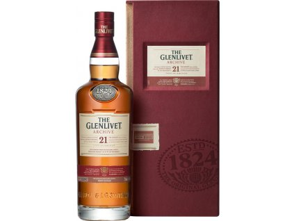 The Glenlivet Archive 21 Y.O.