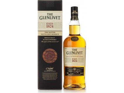 The Glenlivet Master Distiller's Reserve
