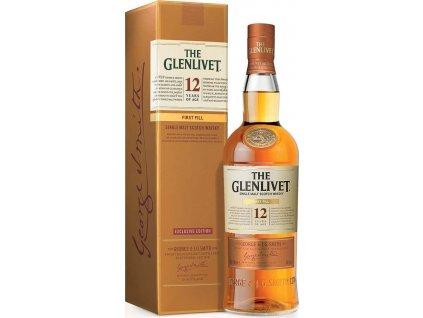 The Glenlivet 12 Y.O. First Fill