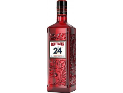 Beefeater 24 London dry gin 45%, gin 0,7L