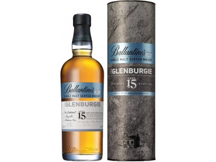 Ballantines The Glenburgie 15 Y.O.