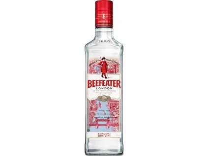 Beefeater London dry gin 40%, gin 0,7L
