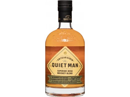 The Quiet Man Blend