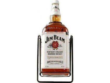Jim Beam 4,5l v kolíske