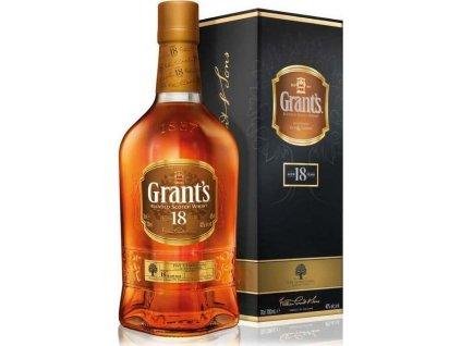 Grant's 18 Y.O.