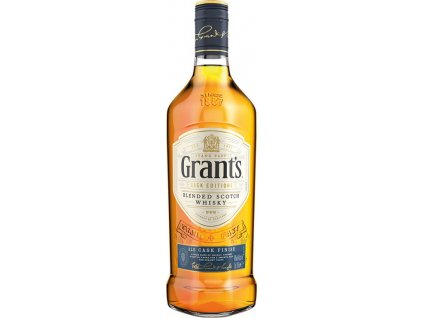 Grant's Ale Cask Finish