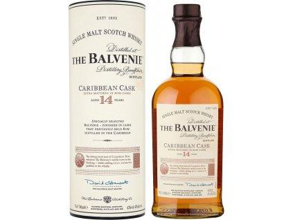 Balvenie Caribbean Cask 14 Y.O.