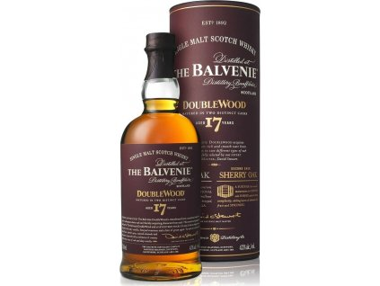 Balvenie DoubleWood 17 Y.O.