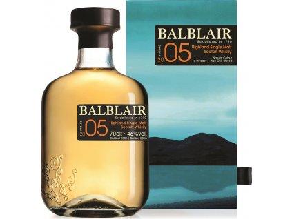 Balblair Vintage 2005 - 1st Release