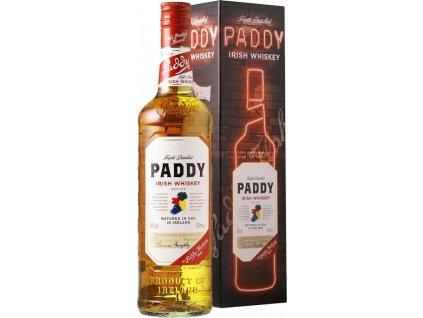 Paddy v plechovom boxe