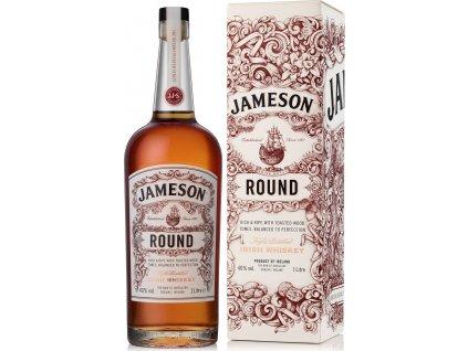 Jameson Deconstructed Series Round 1l