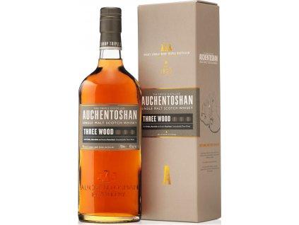 Auchentoshan Three Wood 12YO 43% 0,7l