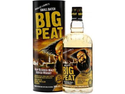 Big Peat v tube