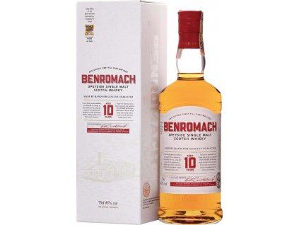 Benromach 10 Y.O.