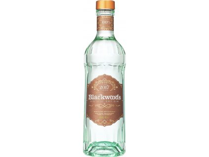Blackwoods 2017 Vintage Dry Gin 60%