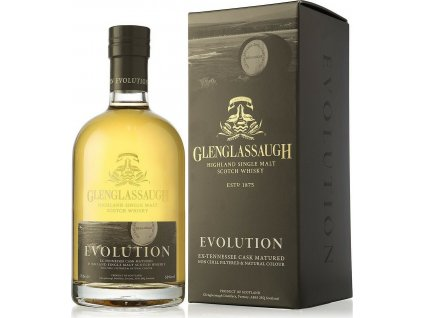 Glenglassaugh Evolution 50% 0,7l