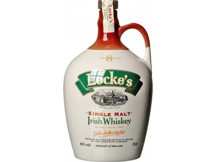 Locke's Irish Single Malt 8 Y.O.