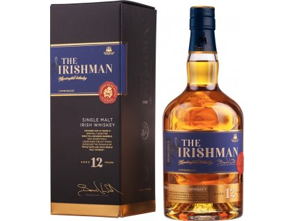 The Irishman Single Malt 12 Y.O.