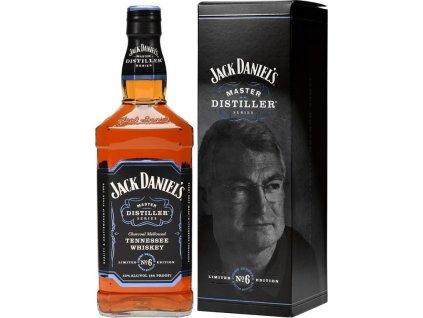 Jack Daniels Master Distiller No.6 43% 0,7L