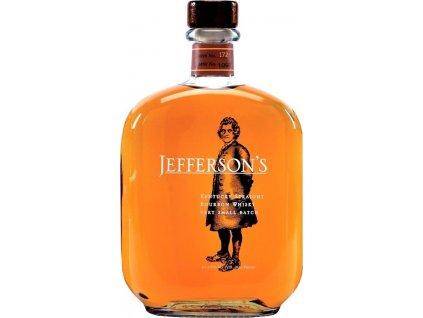 Jefferson's Standard Bourbon 41,2%, whisky 0,7L